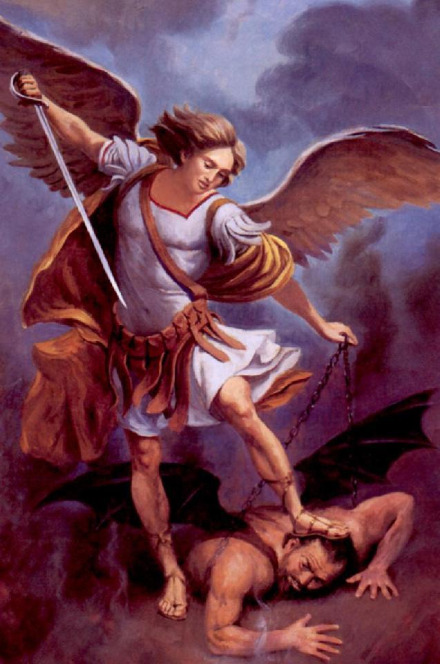 Святой дьявол картинки