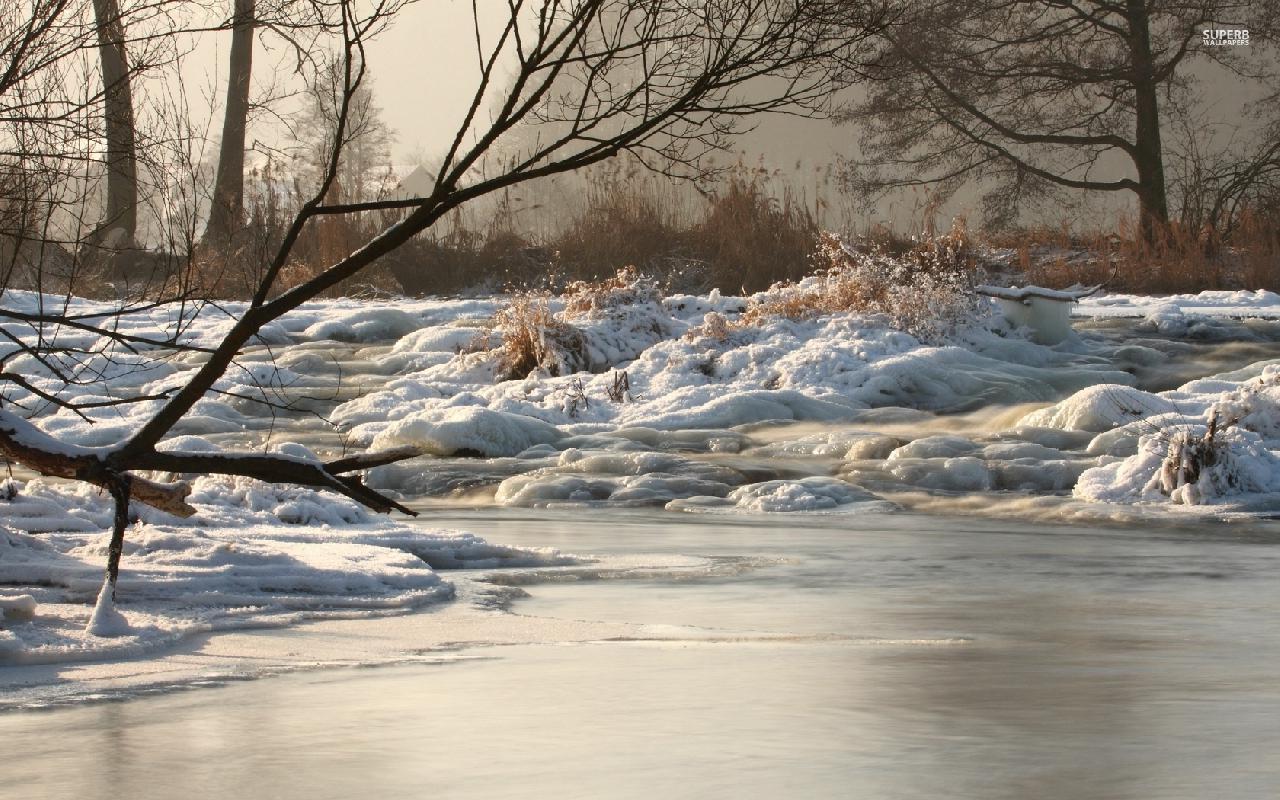 поделитесь своей фото тающий снег ранняя весна интересная поверхностная