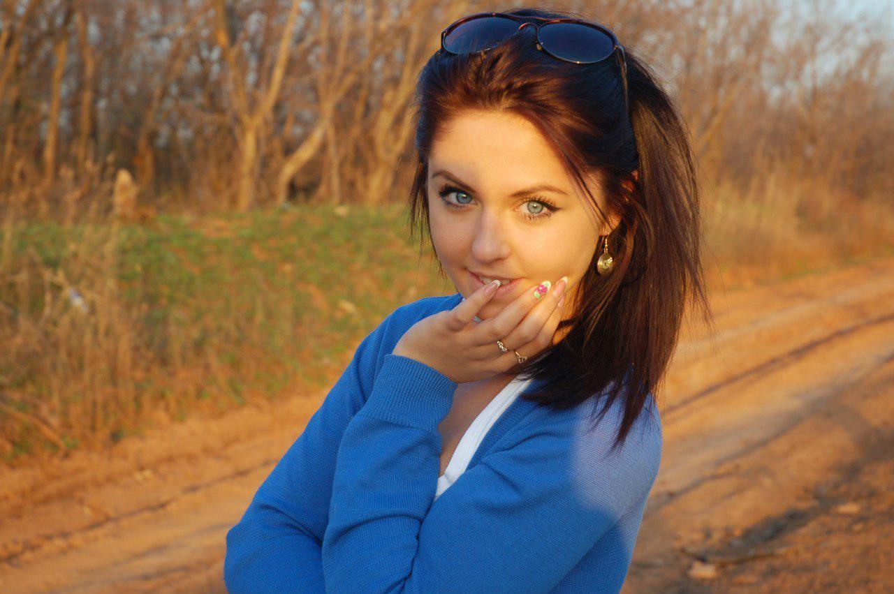 Красивые девушки на аву в контакт